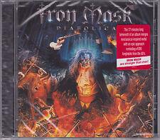 IRON MASK 2016 CD - Diabolica - Magic Kingdom/Helker/At Vance/Dark Moor - SEALED