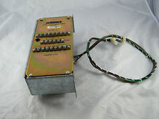 ROWE INTERNET JUKEBOX ~  AUDIO OUTPUT TRANSFORMER ASSEMBLY ~ # 40832108