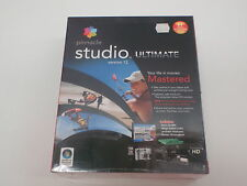 PINNACLE STUDIO ULTIMATE 12 VIDEO EDITING SOFTWARE NEW