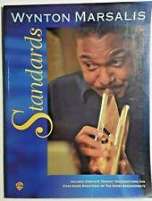 """Wynton Marsalis - Standards"", Complete Trumpet Transcriptions,"