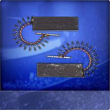 ESCOBILLAS de Carbón motor Varillas para NOVAMATIC wa1250, wa1440, fust wa1450