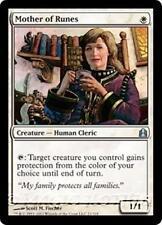 MOTHER OF RUNES Commander 2011 MTG White Creature — Human Cleric Unc