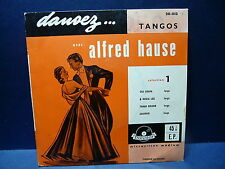 ALFRED HAUSE Ole guapa Tangos 20012