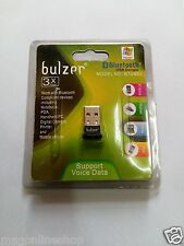 USB 2.0 Bluetooth Dongle Plug and Play Supports Voice Data 3 Times Faster