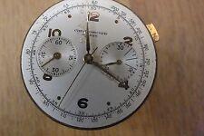 Landeron  Vintage Chronograph Movement Dial  Complete PARTS (A159)