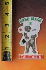 .Lost Enterprises Mayhem Surfboards California Bear Rnf Fish Surfing Sticker