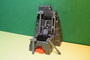 PLAYMOBIL 70220 Forge With Tools Of Smith For Forge, Condition New
