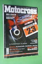 MOTOCROSS 12 DICEMBRE 2006 BETA REV 4T 250 YAMAHA WR 250 F SHERCO 4.5 5.1 HONDA