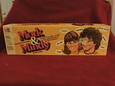 Vintage Mork and Mindy Card Game Robin Williams 1978 Milton Bradley Paramount