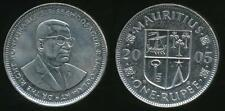 Mauritius, Republic, 2005 Rupee - almost Uncirculated