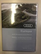 Original Audi Navi DVD für Navigationssystem RNS-E , Europa 2018