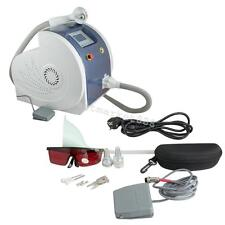 Profession Laser Tattoo Eyebrow Pigment Removal Beauty Machine 160mJ 350mJ 600mJ