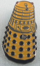 YELLOW DALEK - New Doctor Who Science Fiction TV Series UK Imported Enamel Pin