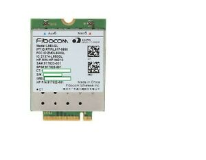 Fibocom L850-GL LT4210 FDD LTE TDD 4G Card 917823-001 WWAN Mobile Module for HP