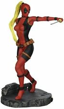 Diamond Select Toys Marvel Gallery Lady Deadpool PVC Figure