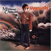 Misplaced Childhood von Marillion | CD | Zustand sehr gut