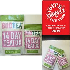 Geniune Bootea 14 Day Teatox Daytime Detox&Bedtime Cleanse Cheapest, Weight Loss