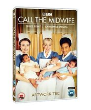 Call the Midwife: Series 8 3 Discs (DVD, 2019)