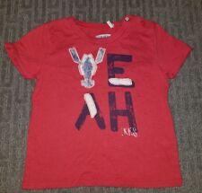 NWOT IKKS Boys 12M Crab T-shirt