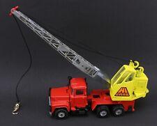 Corgi Major 1154 Mack-Priestman Crane Truck