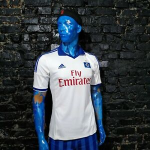 Hamburg Jersey Home football shirt 2013 - 2014 Adidas Z27080 Mens Size M