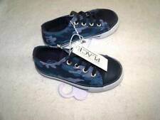 NEW Toddler Boys 8 Childrens Place Sneakers Shoes Blue Camouflage