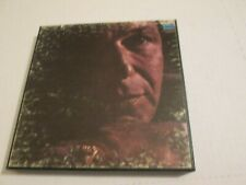 """Frank Sinatra """"A Man Alone"""" REEL TO REEL TAPE 7 1/2 IPS EXCELLENT SHAPE"""