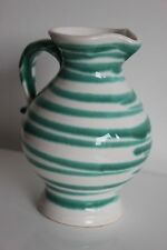 Pichet en ceramique 1950 - 60 faience de GMUNDNER design Autriche AUSTRIA