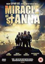 Miracle At St Anna [DVD] [2008], Very Good DVD, John Turturro, Laz Alonso, John