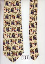 SPORT THEME TIES POLYESTER NEW or USED