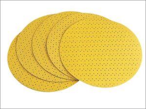 Flex Power Tools - Hook & Loop Sanding Paper Perforated 150 Grit Pack 25