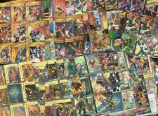 MARVEL DC OVERPOWER CCG 975+ HERO CARDS SPIDER-MAN BATMAN DEADPOOL FULL SET