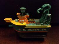 "VINTAGE RARE LGTI Micro Machines SS OBSERVER 1995 2.5"" FREE SHIPPING"