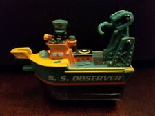 "VINTAGE RARE LGTI Micro Machines SS OBSERVER 1995 2.5"" FREE SHIPPING"