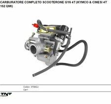 CARBURADOR COMPLETO MAXI SCOOTER GY6 4T (KYMCO & CHINO 4T 152 QMI) 970662J