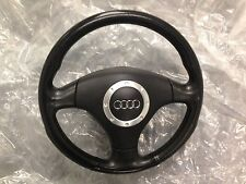 AUDI TT MK1 LEATHER STEERING WHEEL FACELIFT 2002 MK1 8N AIR BAG