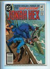 JONAH HEX #63 NM 9.4 CLASSIC SHARK COVER GEM
