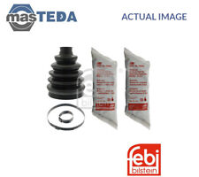 FEBI BILSTEIN WHEEL SIDE FRONT CV JOINT BOOT KIT 48827 P NEW OE REPLACEMENT