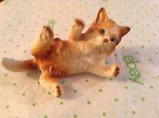 Lefton ceramic kitty #H2942