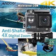 Andoer HD 1080P WiFi 4K Sports Action Camera DV Video Camcorders Waterproof S2R5