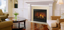 """Majestic Meridian Platinum 36"""" Direct Vent Gas Fireplace DBDV36 PACKAGE DEAL !!!"""