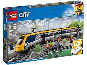LEGO 60197 City Passenger Train Brand New and Sealed