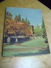 University of Oregon, EUGENE   1949  Yearbook   LARGE AWESOME BOOK
