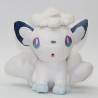 "New 30cm 12"" Ice Vulpix Plush Animation Toy Soft Doll Stuffed Plush Doll Gift"