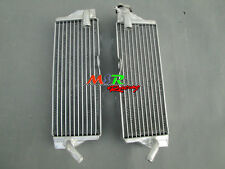 ALUMINUM RADIATOR for 2000-2011 HUSQVARNA WR/CR 125 250 300 360 new
