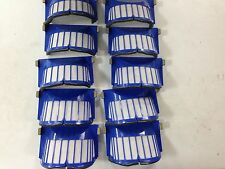 10x  Roomba 500 Series Aero Vac Filter Blue 550 AeroVac 560 570 580 530 540