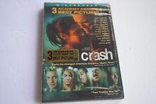 Crash (DVD, 2005, Widescreen) BRAND NEW SEALED