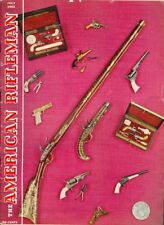 1963 American Rifleman Magazine: Savage Model 101 Pistol/Lee-Enfield No. 4 Rifle