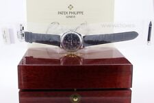 L@@K! PATEK PHILIPPE 5056 5056P DOUBLE SEALED! COLLECTIBLE! NEW!