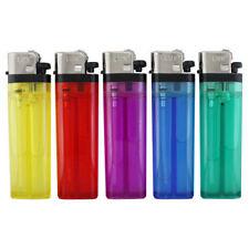 Lux Reibrad Einwegfeuerzeug 2 x 50er ( 100 Stück ) Display 5 verschiedene Farben
